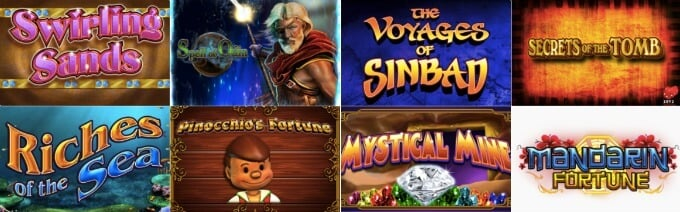 2 by 2 Gaming online casino slots