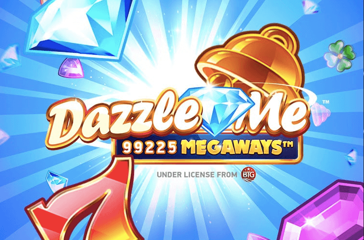 Dazzle Me Megaways Netent