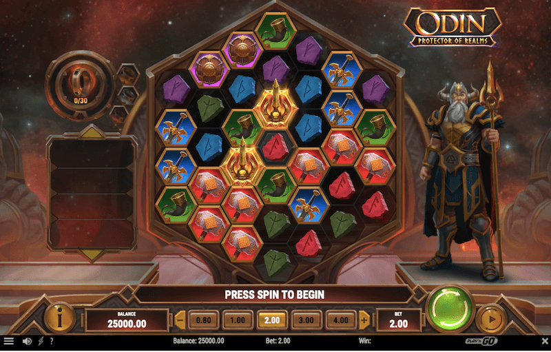 Odin Protector of Realms review