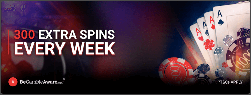 tonybet casino UK free spins offers