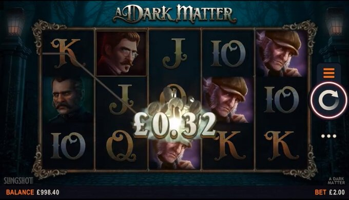 A Dark Matter slot review