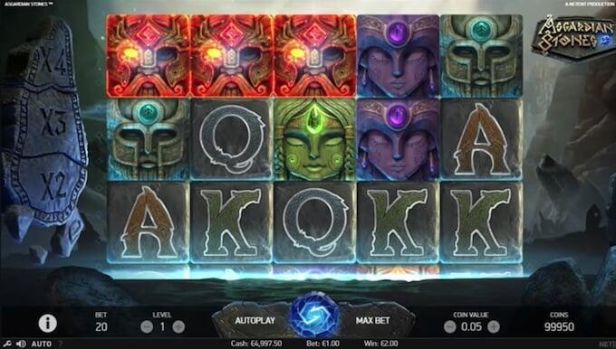 Asgardian Stones slot