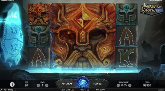 Asgardian Stones slot_colossal symbols