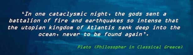 Play Secrets of Atlantis slot at Dunder casino