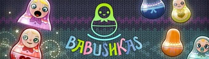 Play Babushkas Thunderkick slot at Thrills casino