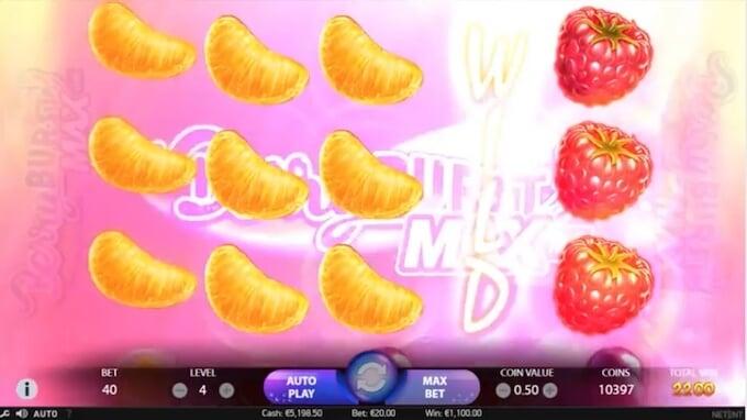 Berryburst MAX slot wild