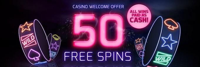Betfred Welcome casino Bonus