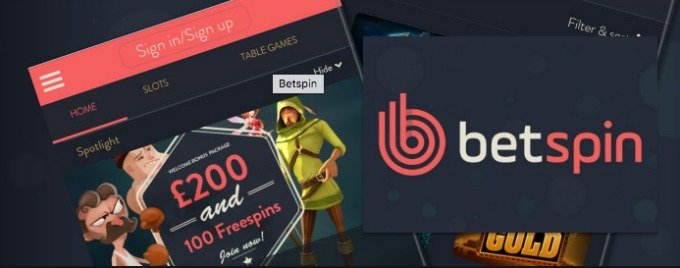 Betspin mobile casino