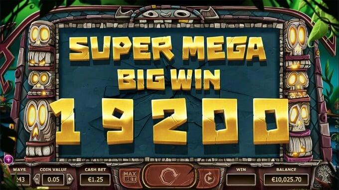 Play Big Blox slot at Mr Green casino