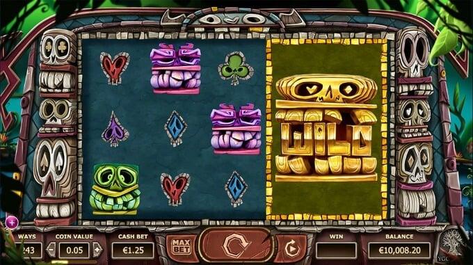 Play Big Blox slot at Maria Casino