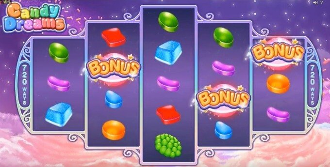 Play Candy Dreams slot now