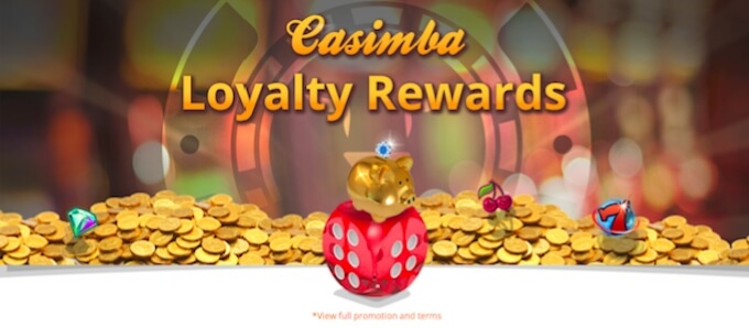 Casimba Loyalty Points