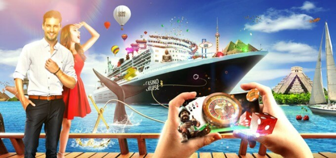 Casino Cruise new improved design