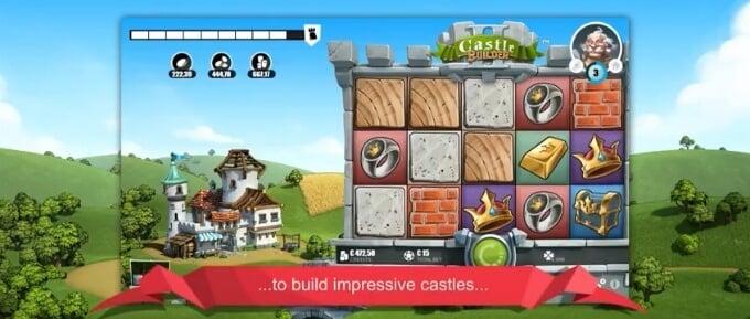Castle Builder slot II slot review