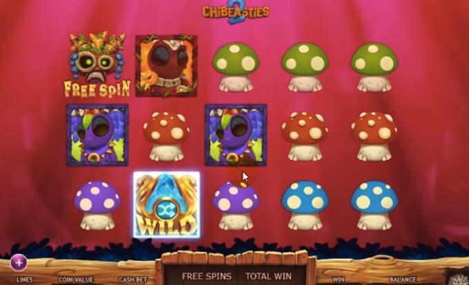 Chibeasties 2 slot design