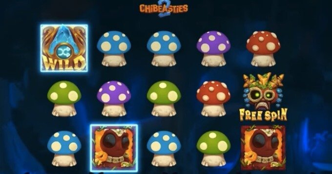 Play Chibeasties 2 slot at Mr Green Casino