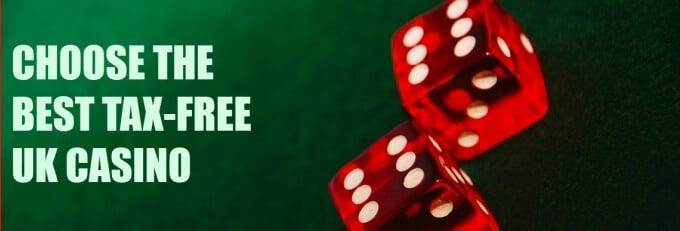 Best tax-free UK casinos