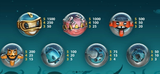 Play Cosmic Fortune slot at Betsafe casino