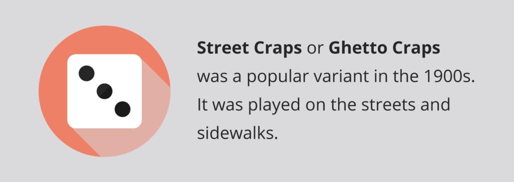 Street Craps