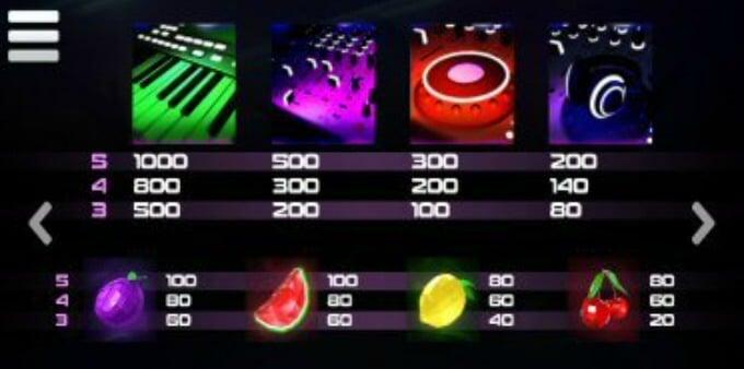Play DJ Wild slot at Betsafe casino