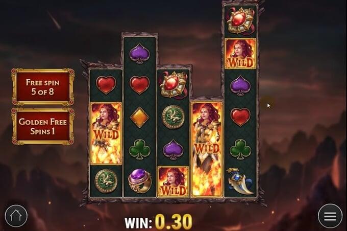 Dragon Maiden slot free spins