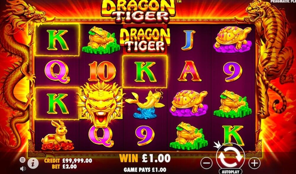 Dragon Tiger slot Pragmatic Play