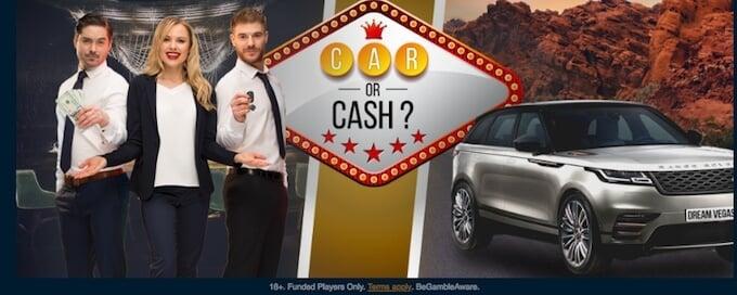 Dream Vegas casino promotions
