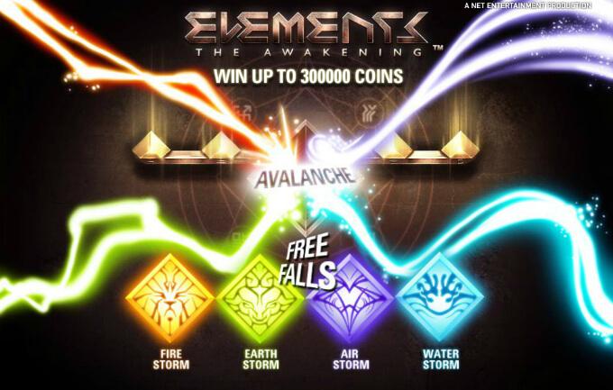 Play Elements: The Awakening slot at Rizk casino