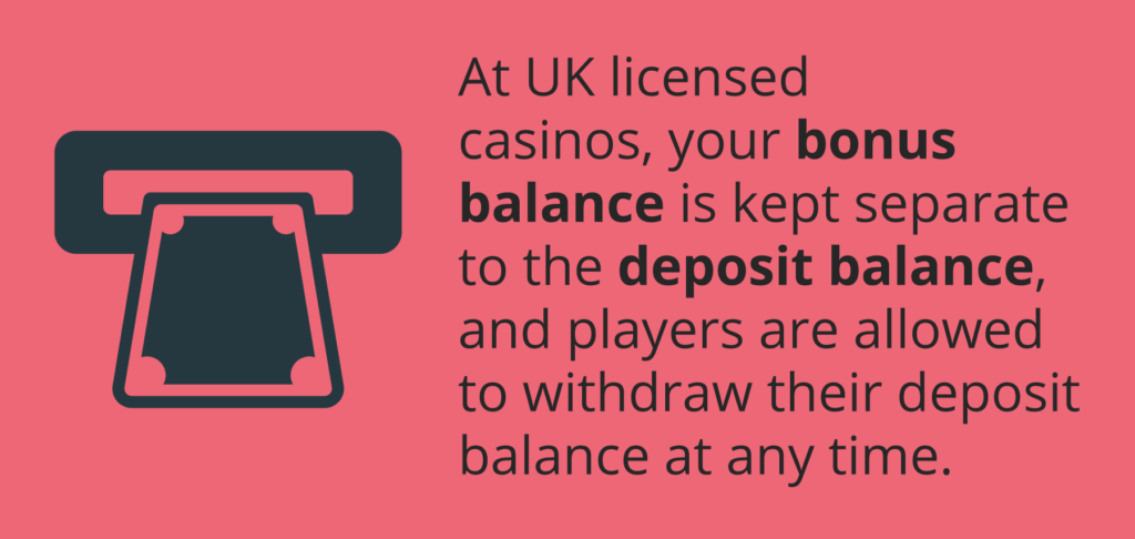 online casino bonus UK