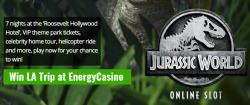 Win LA trip at Energy Casino