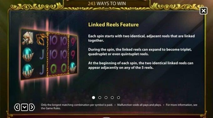 Play Fantasini Master of Mystery slot at Dunder casino