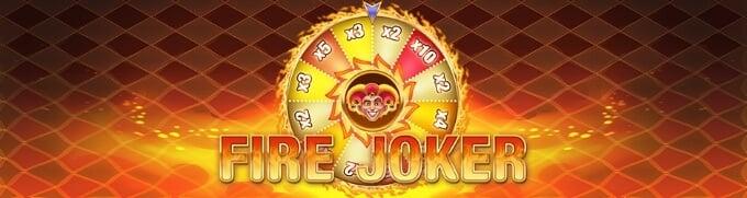 Play Fire Joker slot at Rizk casino