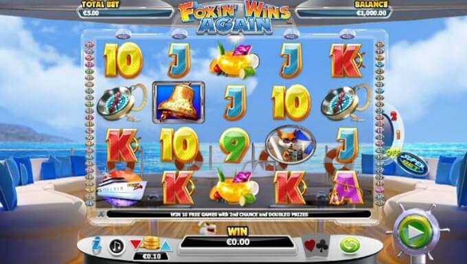 Play Foxin Wins Again slot at Casumo Casino