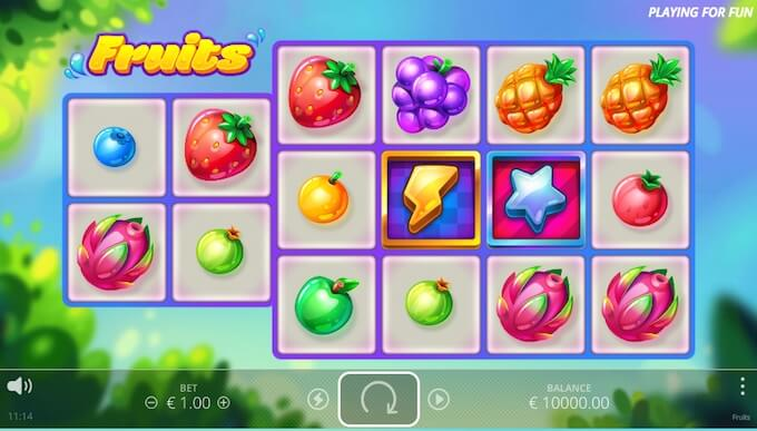 Fruits slot review - Nolimit City