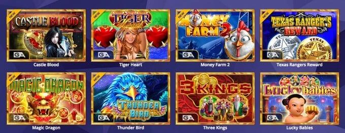 Play Gameart slots at VideoSlots casino