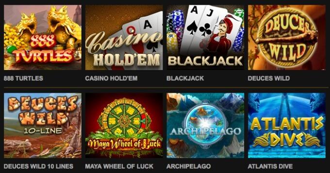 Play Games OS slots at ComeOn casino