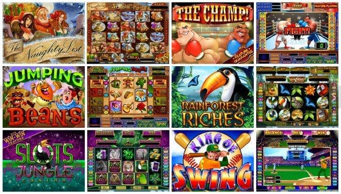 GamesLab slots
