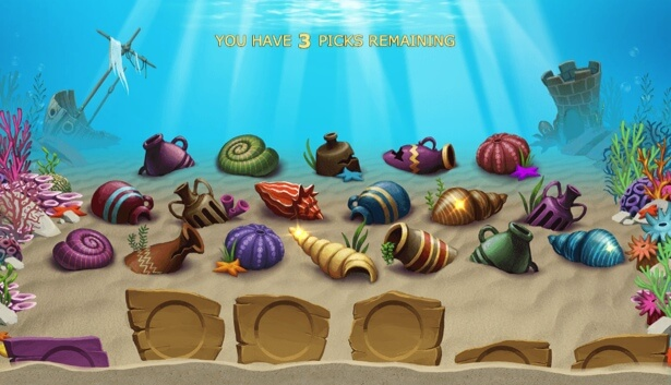 Play Golden Fish Tank at Mr Green casino