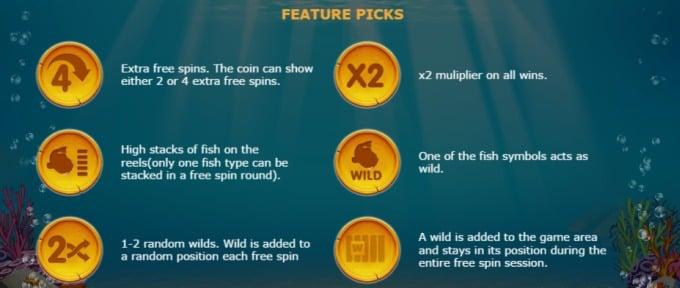 Play Golden Fish Tank slot at ComeOn casino