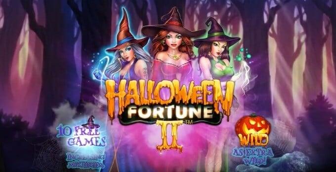 Play Halloween Fortune II slot at bgo casino