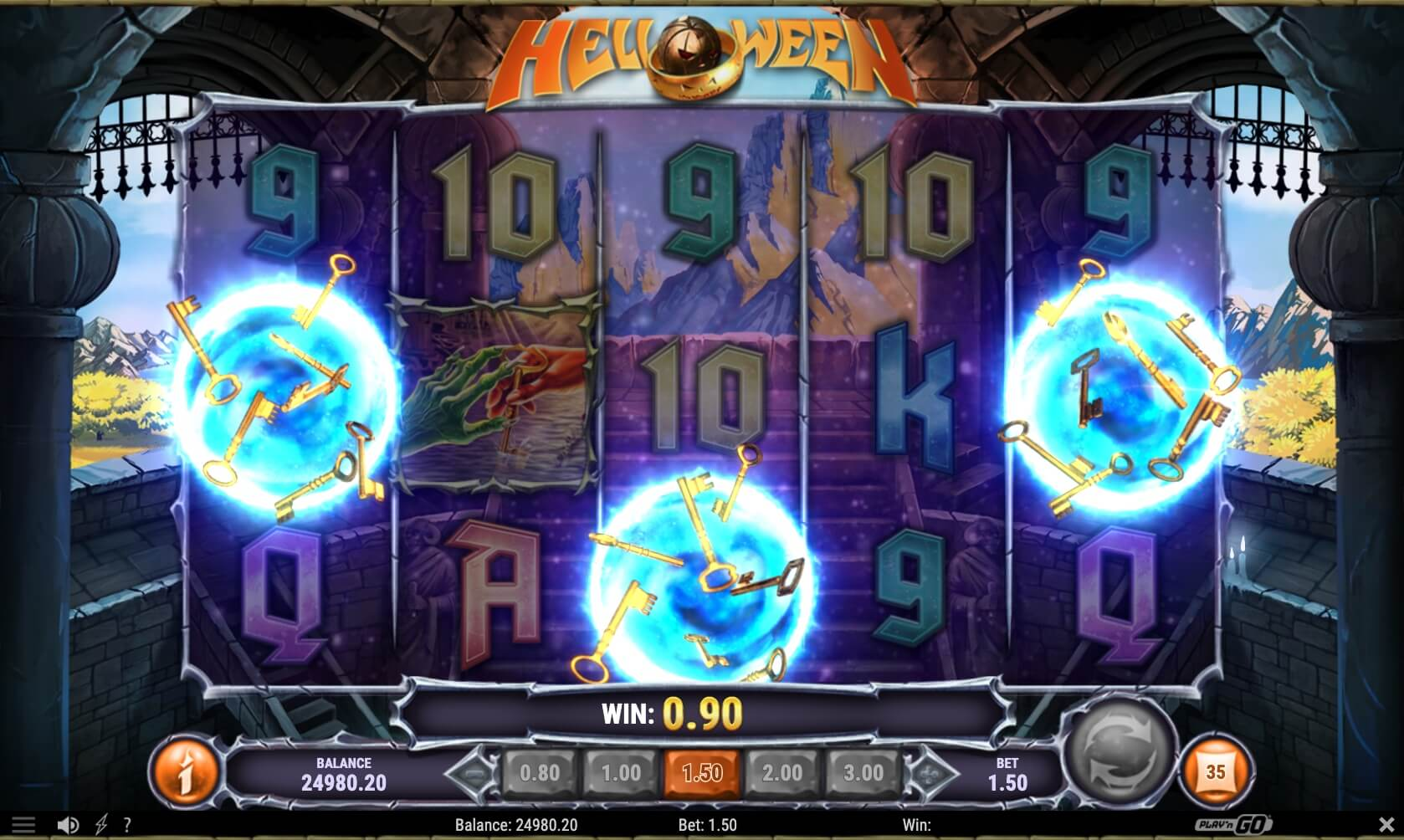 Helloween slot review Play N Go