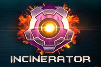 Play Incinerator slot on Maria casino