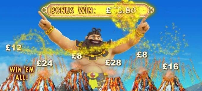 Play Jackpot Giant at Paddy Power casino