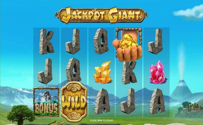Play Jackpot Giant at Ladbrokes casino
