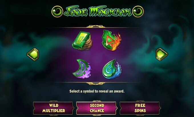 Play Jade Magician slot at Casumo casino