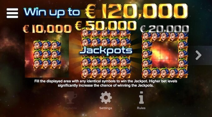 Joker Jems slot fixed jackpots