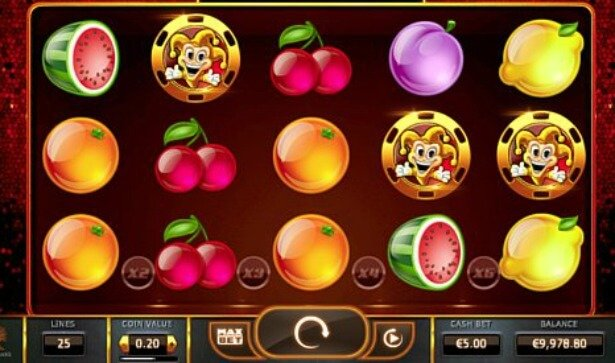 Play Joker Millions at Betsafe Casino