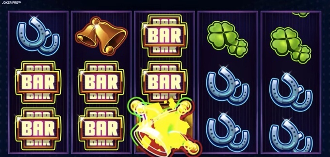 Play Joker Pro slot at LeoVegas Casino