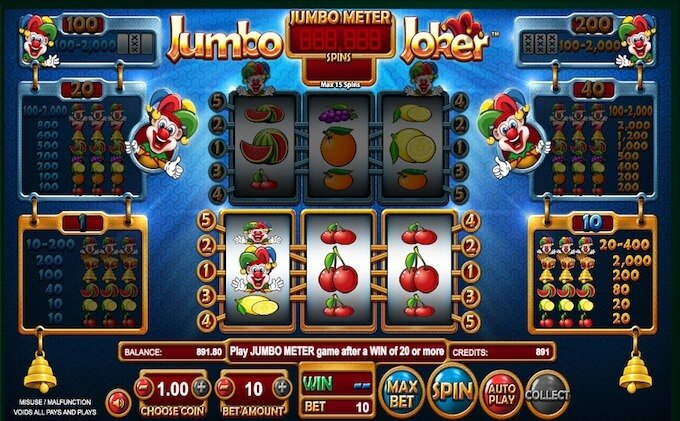 Play Jumbo Joker slot