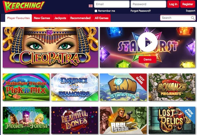 Kerching casino slots